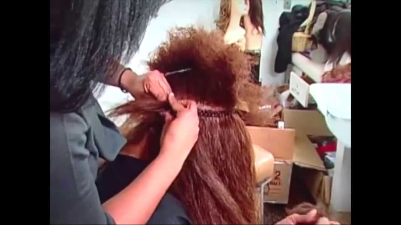 New Hair Extension Technique Classes Coming Soon Youtube