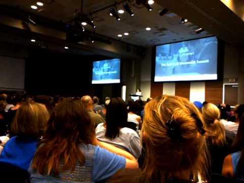 Margaret Trudeau Speaks @ SelfCare Movement Summit