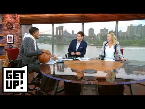 Hornets agree to trade Dwight Howard to Nets for Timofey Mozgov | Get Up! | ESPN