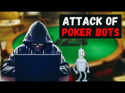 DARK SIDE OF POKER - ATTACK OF POKER BOTS