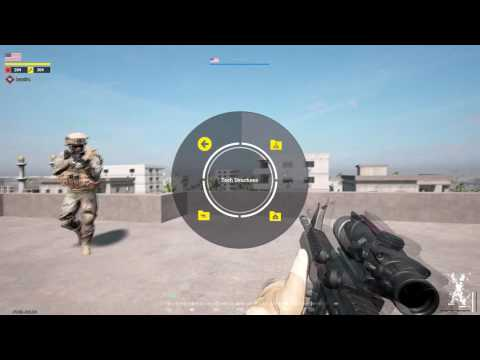 """Squad A9.4 """"Basrah Penthouse"""" - Full Round"""