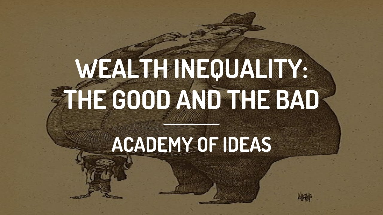 Wealth Inequality: The Good and the Bad