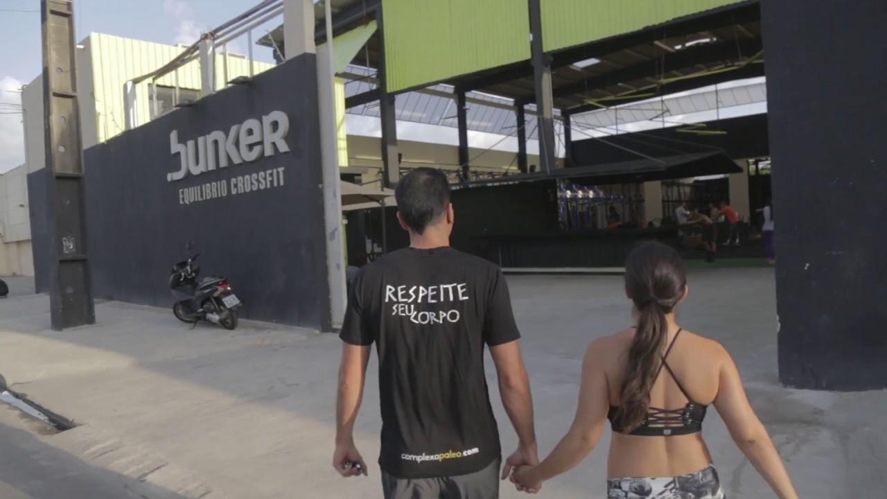 Esse é um dia na vida do casal Janine Hampel e Maurício Cezar Santos.