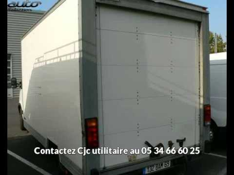 renault master ii occasion visible toulouse pr sent e par cjc utilitaire youtube. Black Bedroom Furniture Sets. Home Design Ideas
