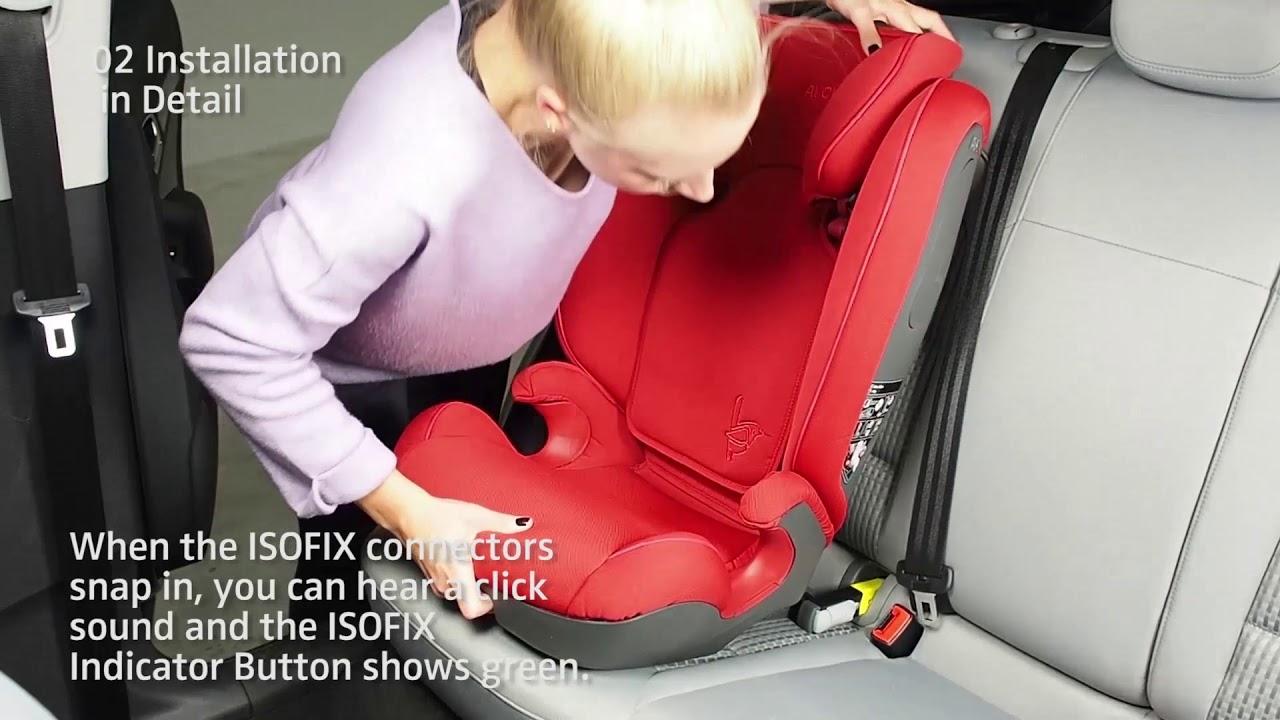 Автокресло Avova Star-Fix i-Size