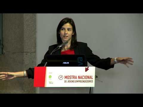 1ª Mostra Nacional Jovens Empreendedores - Sessão de Encerramento - Silvia Vermelho
