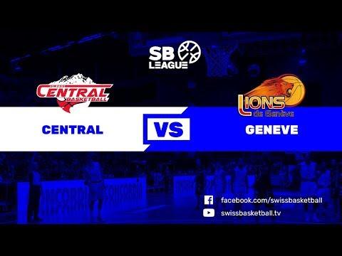 SB League - Day 12: Genève vs. Central