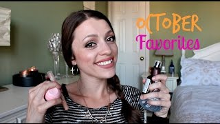 October Favorites | 2014 Thumbnail