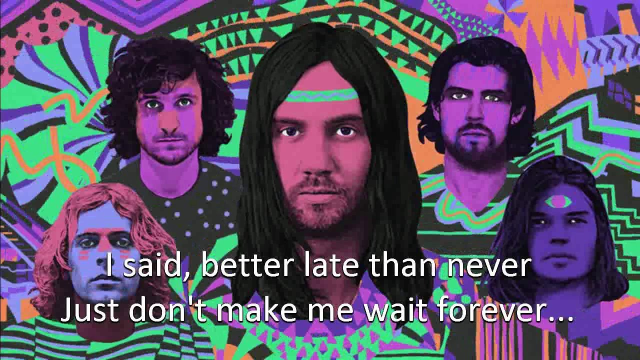 Tame Impala The Less I Know The Better Lyrics Chords