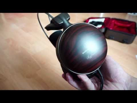 Giới Thiệu Tai Nghe Audiophile Audio-Technica ATH-W5000