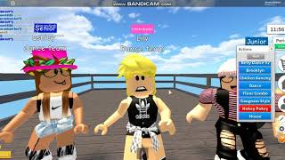 Roblox music video look what you made me do