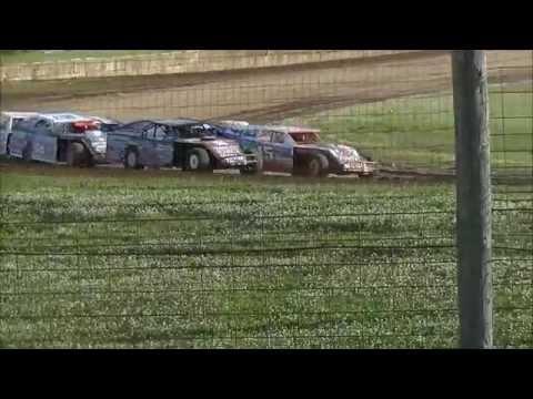 Dan Wheeler BMod Upper Iowa Speedway Decorah 07 03 14