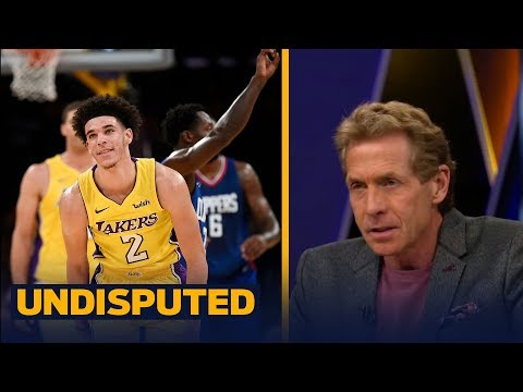 Skip Bayless and Shannon Sharpe react to Lonzo Ball's NBA debut with the Lakers | UNDISPUTED
