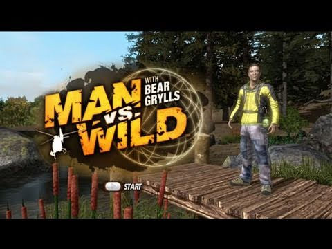 Angry Joe Plays Man Vs Wild: The Game - Sahara Desert