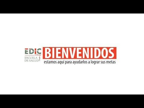 Bienvenida EDIC College Carolina Enero 2019
