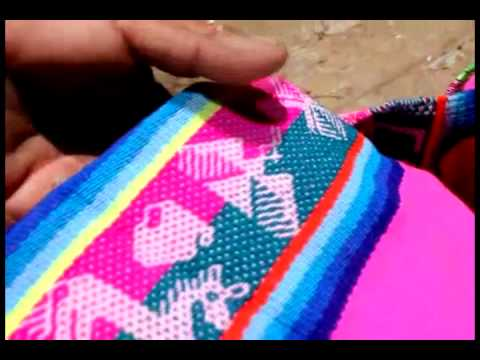 Textiles andinos Apillapampa (Cochabamba - Bolivia).mp4 - YouTube 2d3d4c47dd5