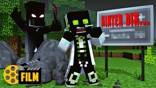 HINTER DIR?!- Minecraft FILM [Deutsch/HD]