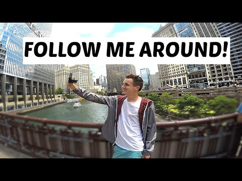 DAY IN THE LIFE: BEAUTIFUL CHICAGO (VLOG)