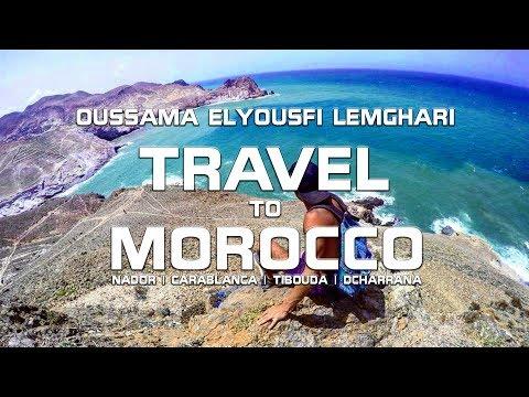 GoPro HERO 4 | Travel to Morocco | Nador | Carablanca | Tibouda | Dcharrana