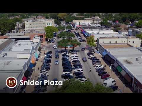 University Park Texas Snider Plaza