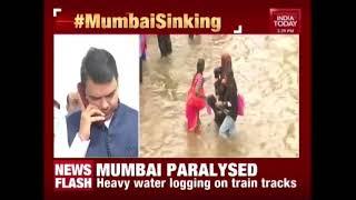 Mumbai Sinking: Heaviest Rains In Mumbai Since 2005