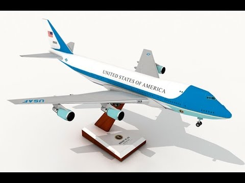 Air Force Boeing 25 One Vc Papercraft 8nPXkwO0