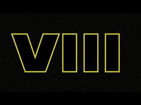 Star Wars: Episode VIII Production Announcement