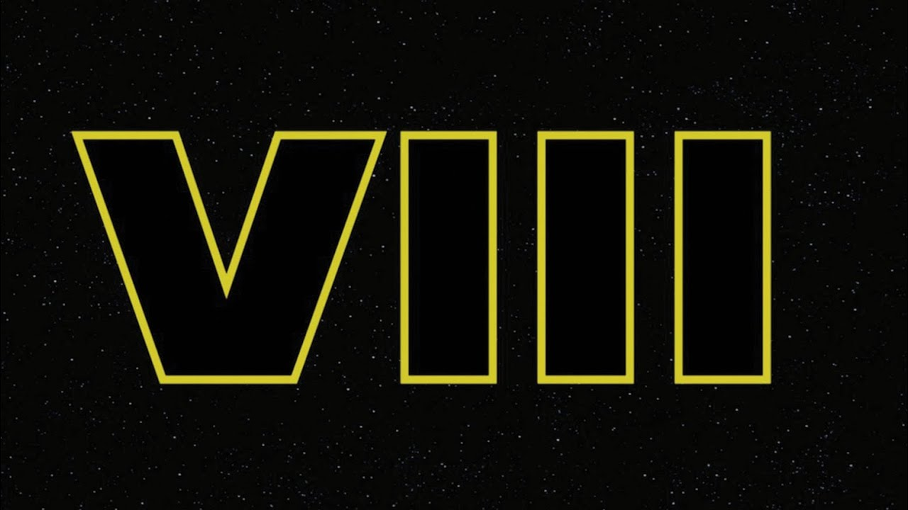 star wars episode viii production announcement youtube. Black Bedroom Furniture Sets. Home Design Ideas