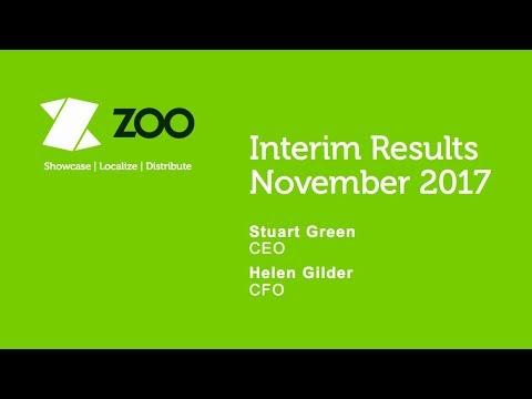 ZOO Digital Interim Results November 2017