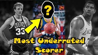 The Story Of The Most UNDERRATED Scorer In NBA History!