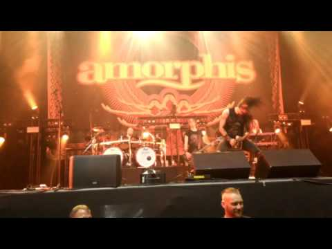 Amorphis Graspop 2017  Death of a King  (First minutes without Sound over PA)