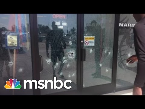 4 Marines Among Dead In Chattanooga Shootings | msnbc