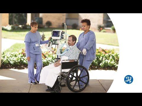 Long term acute care with HAMILTON-C1 at BridgePoint Hospital