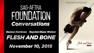 Conversations with FLESH AND BONE