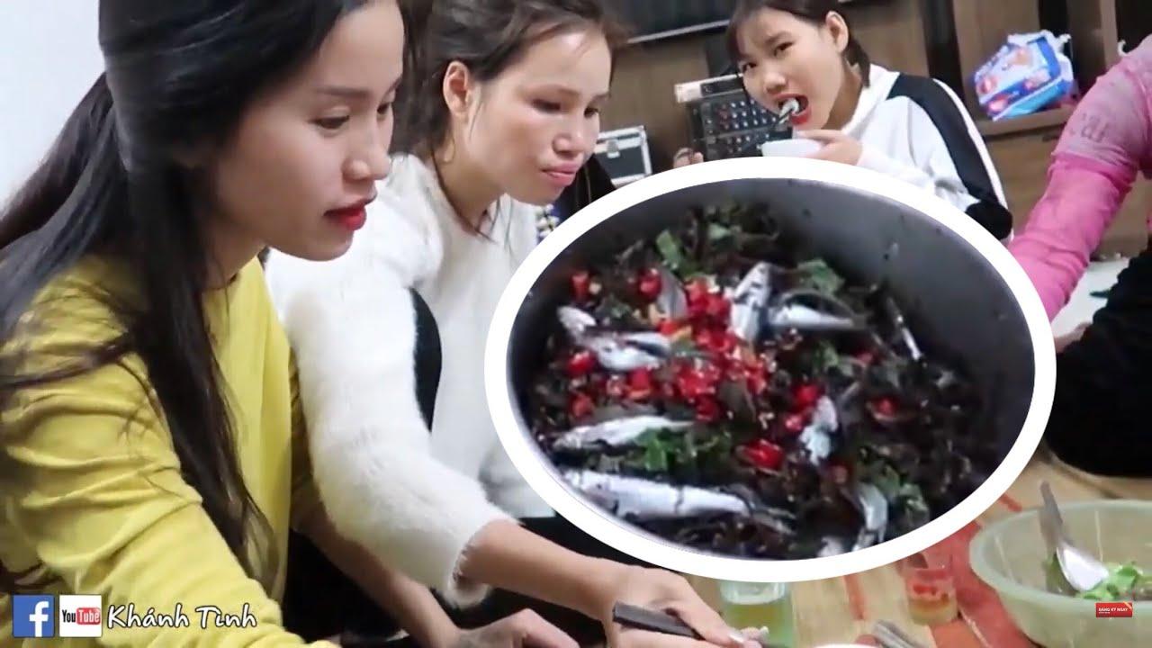 Gỏi Cá Suối Nguyên Con Và Món Lạ Ăn Một Lần Nhớ Cả Đời