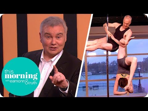 The World's Only Father and Daughter Pole Dancing Duo! | This Morning