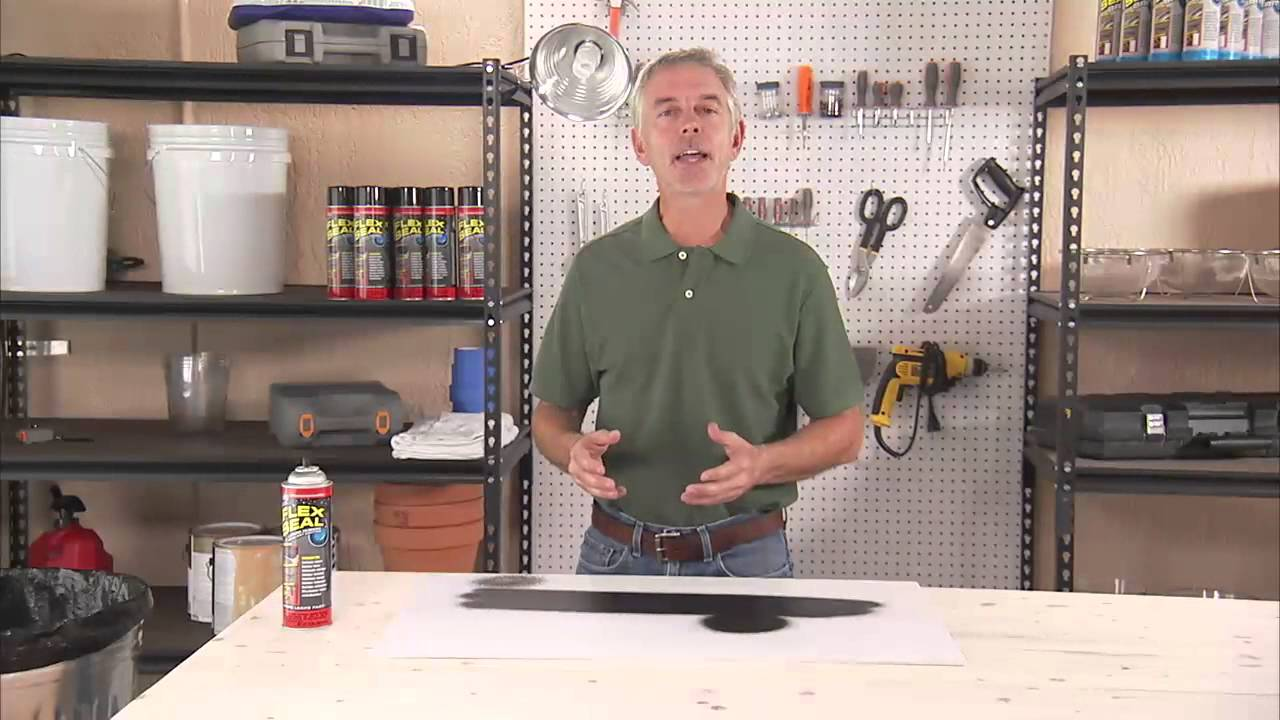 Flex Seal - It's Like a Handyman in a Can - Do it Best
