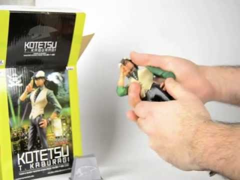 Kotetsu//Wild Tiger 10/' Action Figure Banpresto Tiger and Bunny Kaburagi T