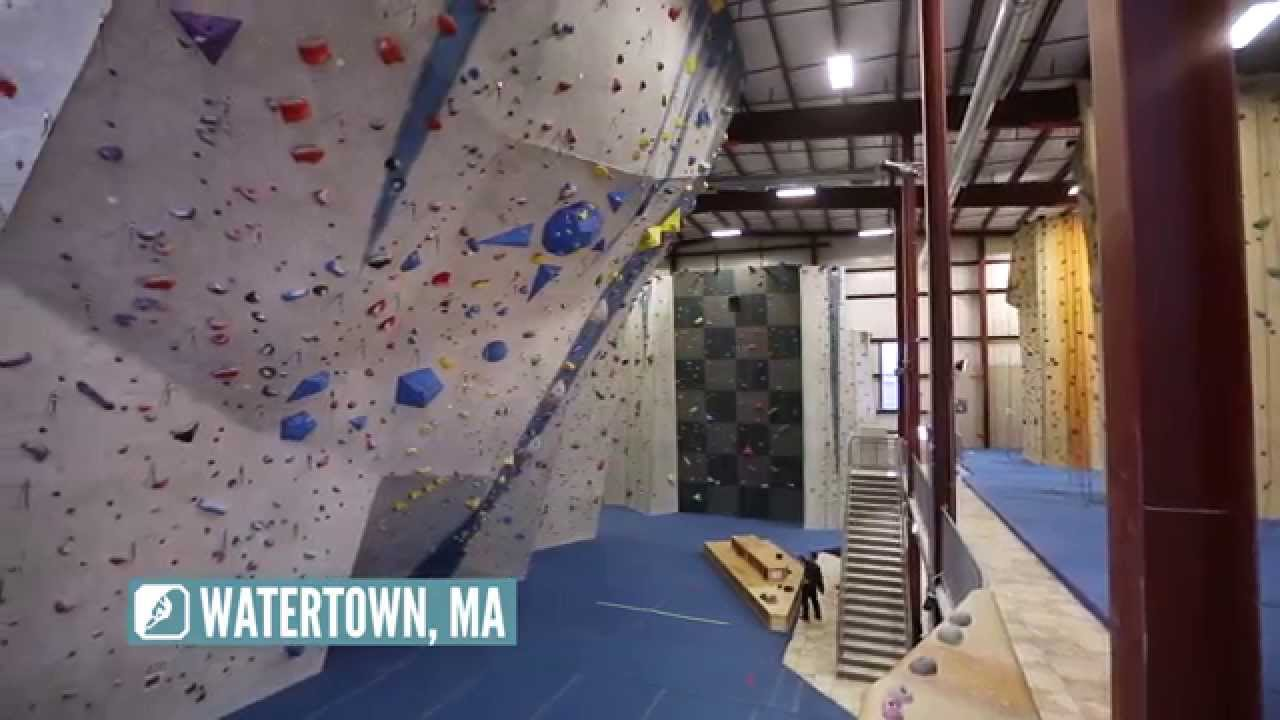 Central Rock Gym Watertown