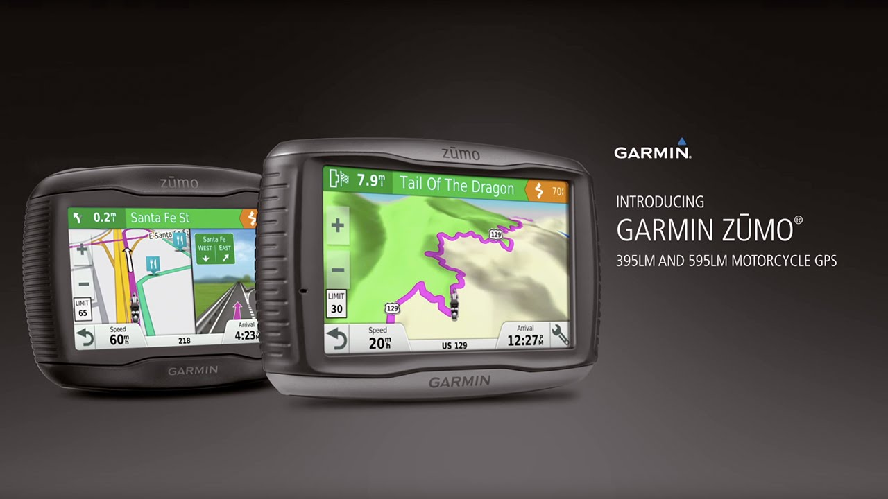 garmin zumo 595lm au meilleur prix sur. Black Bedroom Furniture Sets. Home Design Ideas