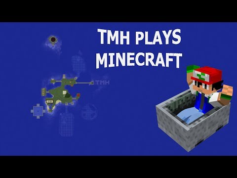 TMH Plays Minecraft - #13 - The Wanderer Returns (Now with Added Crafting Tables!)