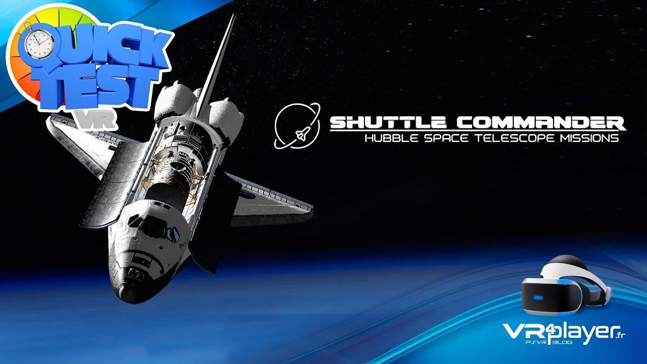 [TEST] Shuttle Commander : Hubble Space Telescope Missions... Houston, on a un problème !