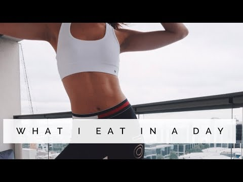 WHAT I EAT IN A DAY | VEGETARIAN EDITION | Danielle Peazer