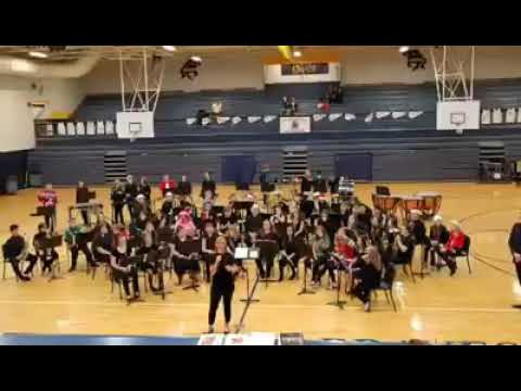 Jaramiah's Christmas Concert 2019: Monday, December 16, 2019 @ Grant County Middle School
