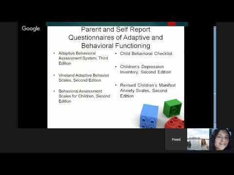 Free Webinar on Neuropsychological Assessment of Spanish-Speaking Pediatric Populations
