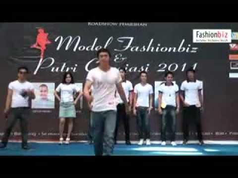 Model Fashionbiz Palembang 2011