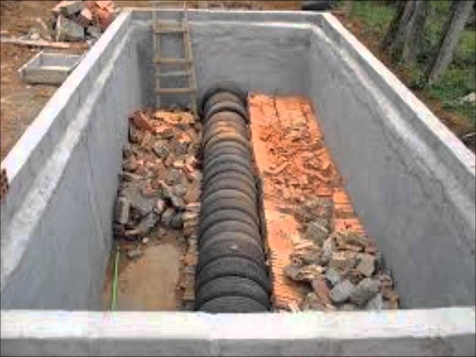 Como fazer biodigestor com fossa septica youtube for Piscinas ecologicas pdf