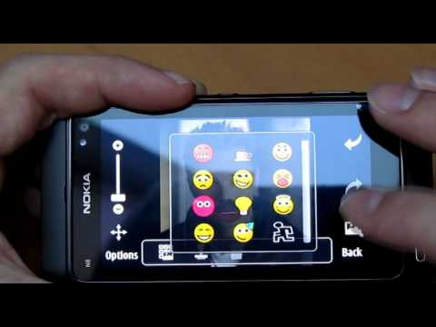 .:: Nokia N8 Photo Editor ::.
