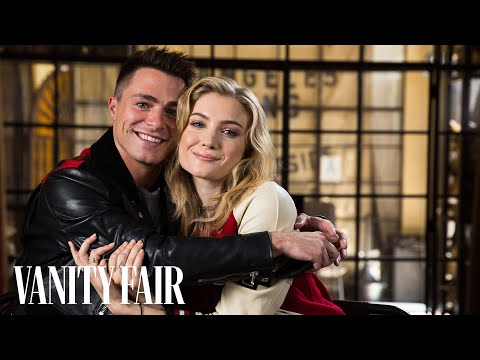Colton Haynes and Skyler Samuels on Acting, Fashion, and Their Forever Friendship