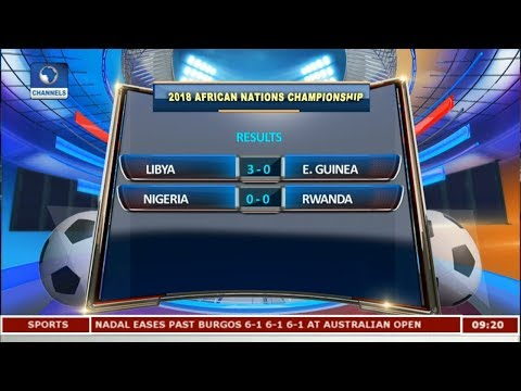 Analysing Nigeria's Barren Draw Against Rwanda Pt.1 |Sports This Morning|